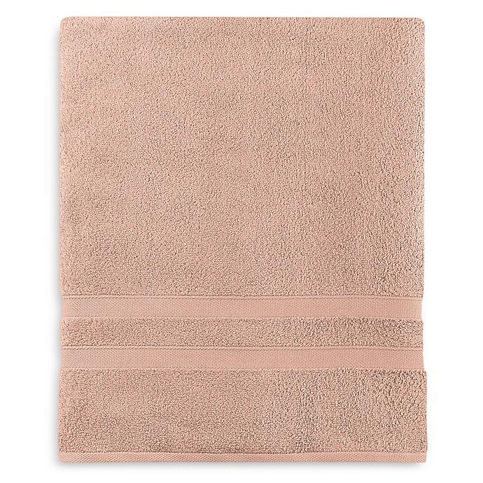 Alternate image 1 for Wamsutta® Ultra Soft MICRO COTTON® Bath Sheet in Evening Sand