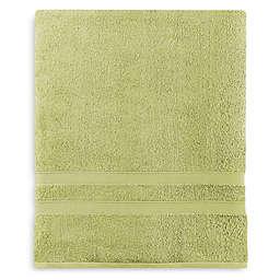 Wamsutta® Ultra Soft MICRO COTTON® Bath Sheet in Green Apple