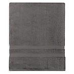Wamsutta® Ultra Soft MICRO COTTON® Bath Sheet in Charcoal