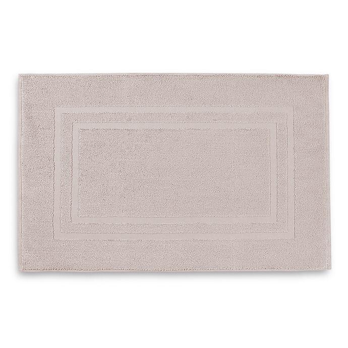 Alternate image 1 for Wamsutta® Ultra Soft MICRO COTTON® Bath Mat in Pale Grey