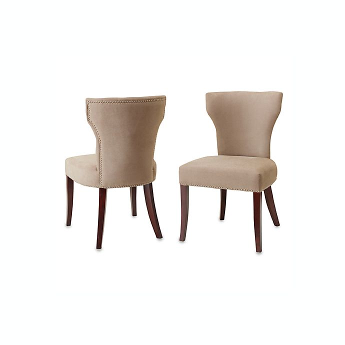 Fine Safavieh Ryan Fabric Side Chairs In Wheat Set Of 2 Bed Unemploymentrelief Wooden Chair Designs For Living Room Unemploymentrelieforg