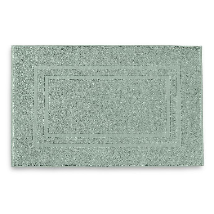 Alternate image 1 for Wamsutta® Ultra Soft MICRO COTTON® Bath Mat in Jadeite