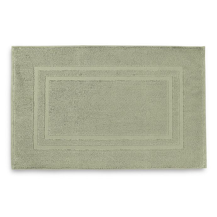 Alternate image 1 for Wamsutta® Ultra Soft MICRO COTTON® Bath Mat in Sage