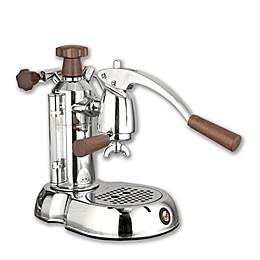 La Pavoni® PSW-16 Stradivari 16-Cup Home Espresso/Cappuccino Machine in Chrome