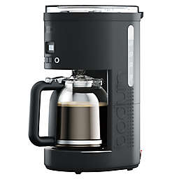 Bodum® Bistro 12-Cup Programmable Coffee Machine in Black