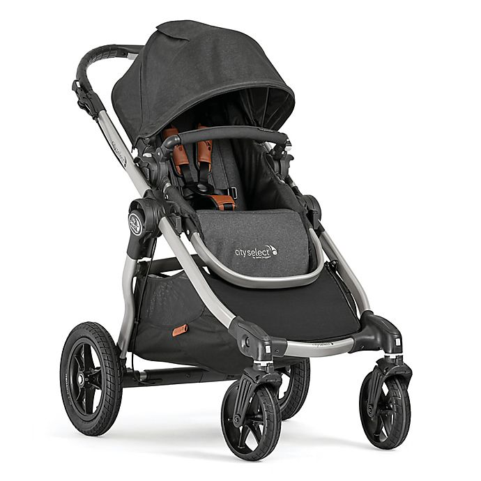 Alternate image 1 for Baby Jogger® Anniversary City Select® Single Stroller in Grey