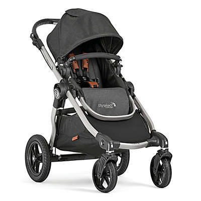 Baby Jogger® Anniversary City Select® Single Stroller in Grey