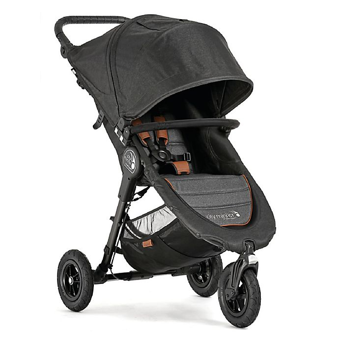 Alternate image 1 for Baby Jogger® Anniversary City Mini® GT Stroller in Grey