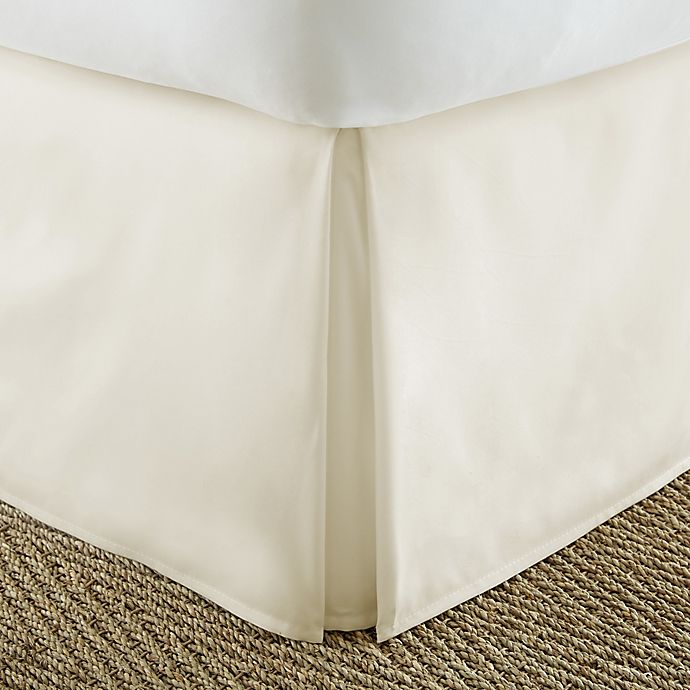 Alternate image 1 for Home Collection Pleated Bed Skirt