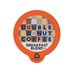 80-Count Double Donut Coffee™ Breakfast Blend Coffee for Single Serve Coffee Makers