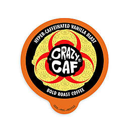 22-Count Crazy Cups® Crazy Caf Vanilla Coffee for Single Serve Coffee Makers