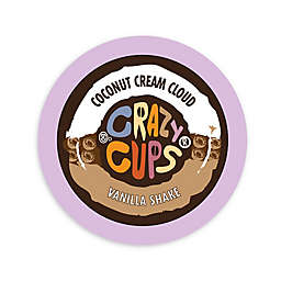 22-Count Crazy Cups® Coconut Cream Shake Latte for Single Serve Coffee Makers