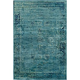 Safavieh Vintage Palace Area Rug in Teal