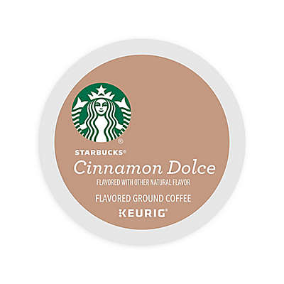 Keurig® K-Cup® Pack 16-Count Starbucks® Cinnamon Dolce Coffee