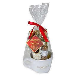 Godiva® Hot Cocoa and Toppings Mug Gift Set