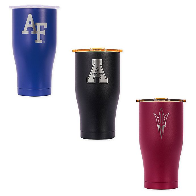 Alternate image 1 for Collegiate Etched Logo 27 oz. ORCA Chaser Tumbler Collection