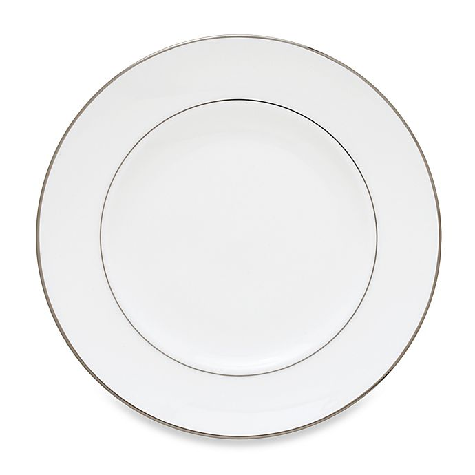 Alternate image 1 for Lenox® Continental Dining™ Platinum Accent Plate