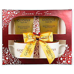 Godiva® Cocoa for Two 4-Piece Gift Set