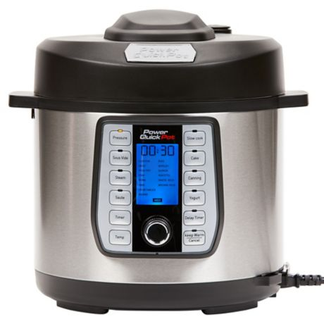 Buy Power Quick Pot 6 Qt Electric Pressure Cooker From