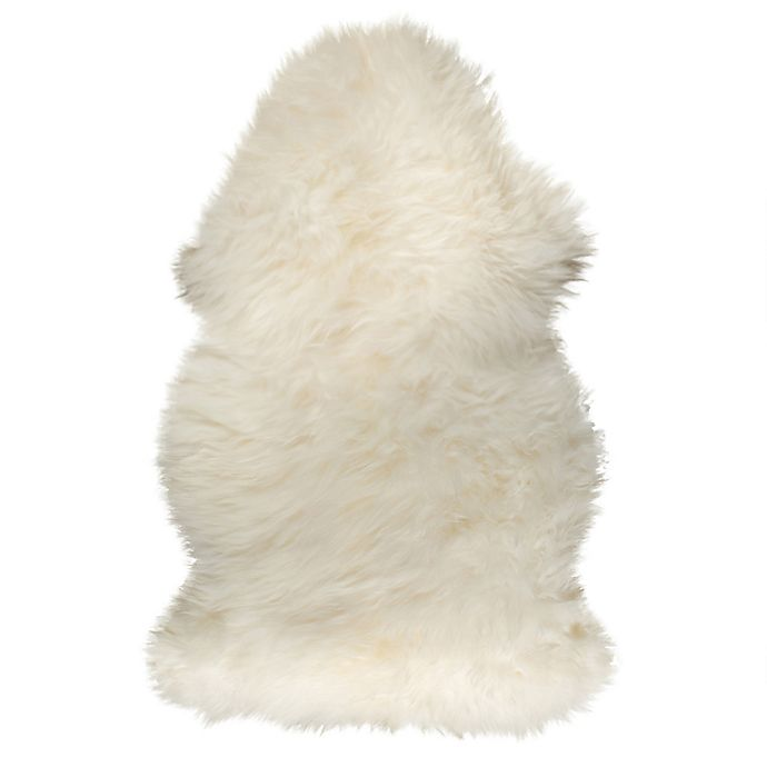 Alternate image 1 for Sheepskin Accent Rug