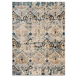 Magnolia Home by Joanna Gaines Rug in Sand/Ocean