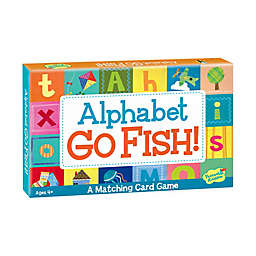 Peaceable Kingdom Alphabet Go Fish! Card Game