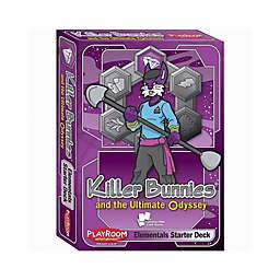 Playroom Entertainment Killer Bunnies Odyssey Card Game - Elementals Starter Deck