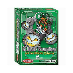 Playroom Entertainment Killer Bunnies Odyssey Card Game - Crops Starter Deck