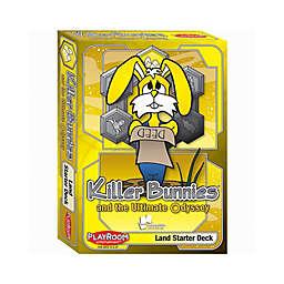 Playroom Entertainment Killer Bunnies Odyssey Card Game - Land Starter Deck