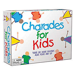 Pressman Toy Charades for Kids Game