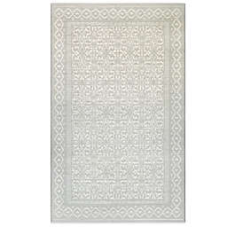 Couristan® Marina Ibiza 3'11 x 5'6 Area Rug in Grey