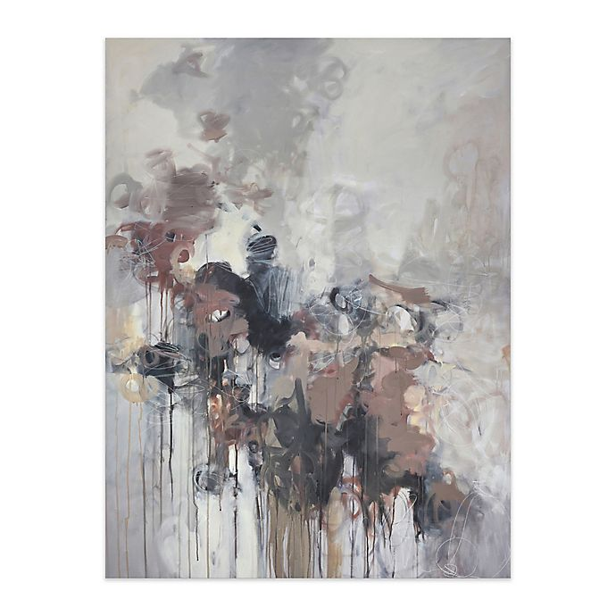 Abstract II 36-Inch X 48-Inch Canvas Wall Art