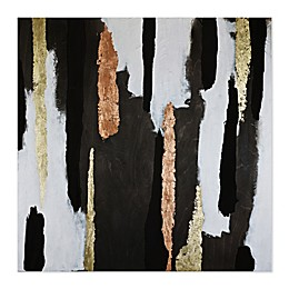 Bold Abstract 40-Inch Square Canvas Wall Art