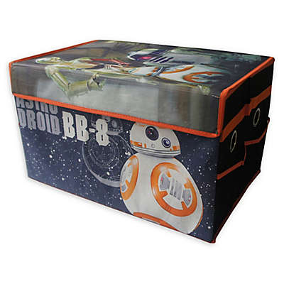Star Wars™ BB8 Collapsible Storage Trunk in Blue