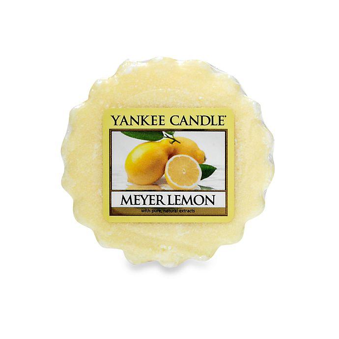 Yankee Candle® Housewarmer® Meyer Lemon Tarts® Wax Potpourri | Bed