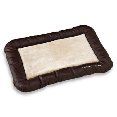 Sharper Image 174 Comfy Cozy Luxurious Pet Mat Bed Bath And