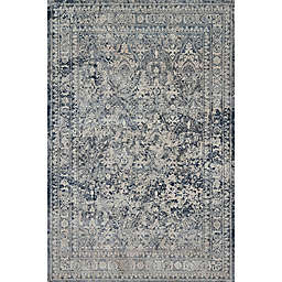 Magnolia Home by Joanna Gaines Everly Rug in Slate