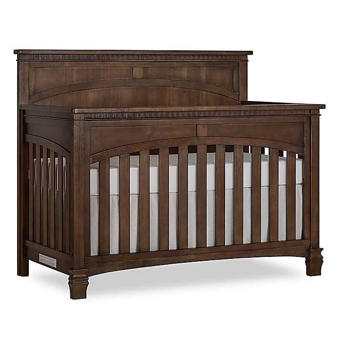 Alternate image 1 for Santa Fe 5-in-1 Convertible Crib