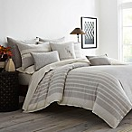 ED Ellen DeGeneres Claremont King Duvet Cover in Grey