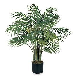 Nearly Natural 3-Foot Areca Palm  Silk Tree with 7 Trunks