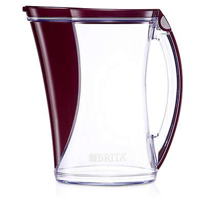 Brita® 12-Cup Stream Cascade Pitcher in White