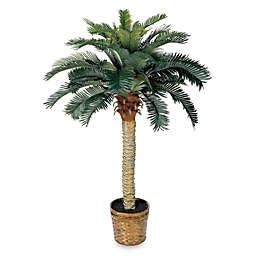 Nearly Natural 4-Foot Sago Palm Silk Tree