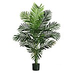 Nearly Natural 4.5-Foot Paradise Palm  Silk Tree