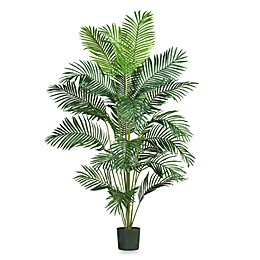 Nearly Natural 6.5-Foot Paradise Palm Silk Tree