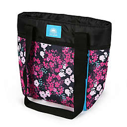 California Innovations Uptown Lunch Tote in Floral