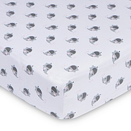 Gerber® Fitted Jersey Crib Sheet