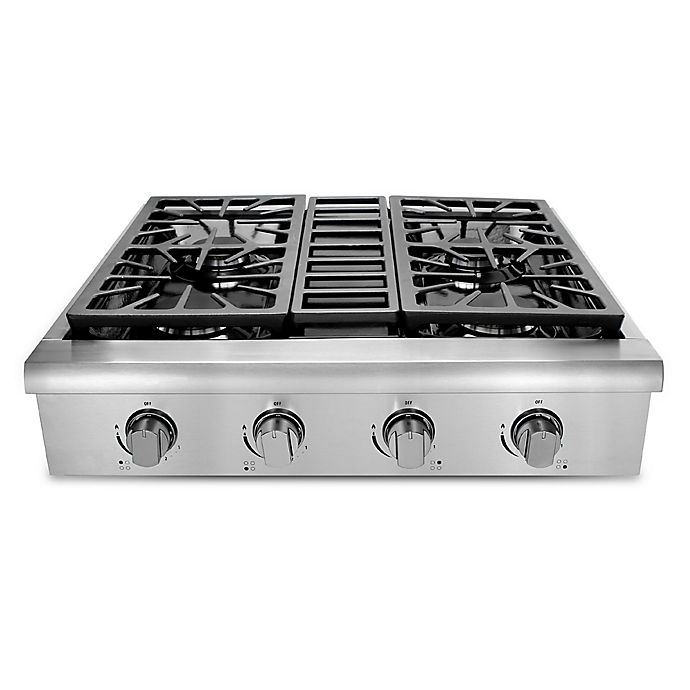 30 Inch Professional Style Gas Cooktop