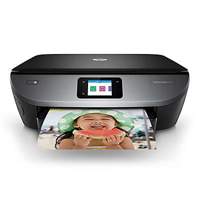 HP® Envy 7155 All-in-One Printer in Black
