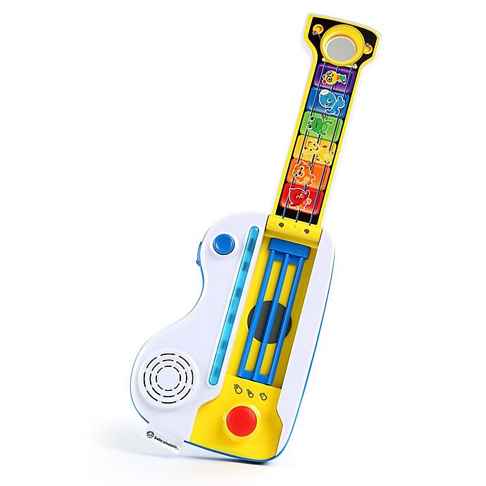 Alternate image 1 for Baby Einstein™ Flip & Riff Keytar™ Musical Toy