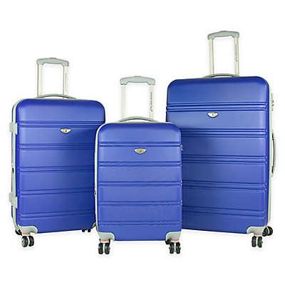 American Green Travel Plateau 3-Piece Luggage Set
